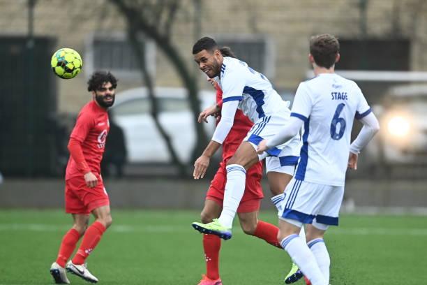 DNK: FC Copenhagen vs FC Helsingor - Pre Season Test Match