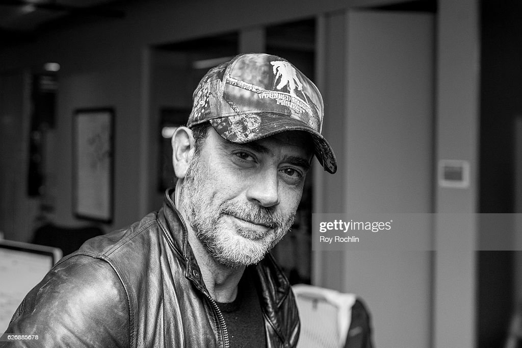 "Build Presents Jeffrey Dean Morgan Discussing ""The Walking Dead"" : News Photo"