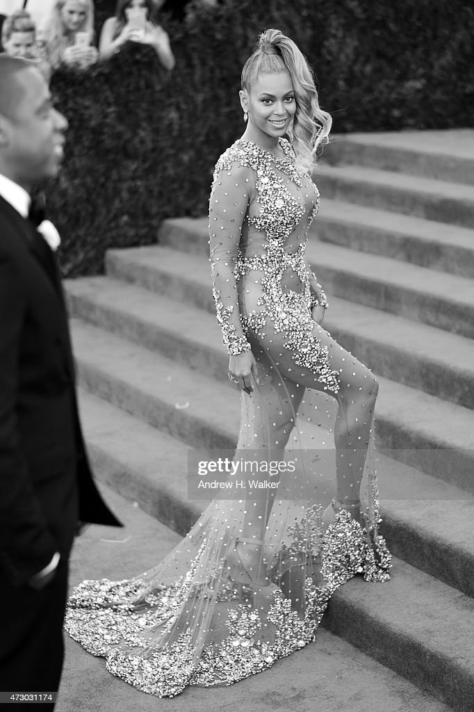 Image has been digitally processed] Beyonce attends the 'China: Through The Looking Glass' Costume Institute Benefit Gala at the Metropolitan Museum of Art on May 4, 2015 in New York City.