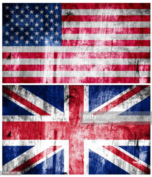 image montage of national flags - british flag stock pictures, royalty-free photos & images