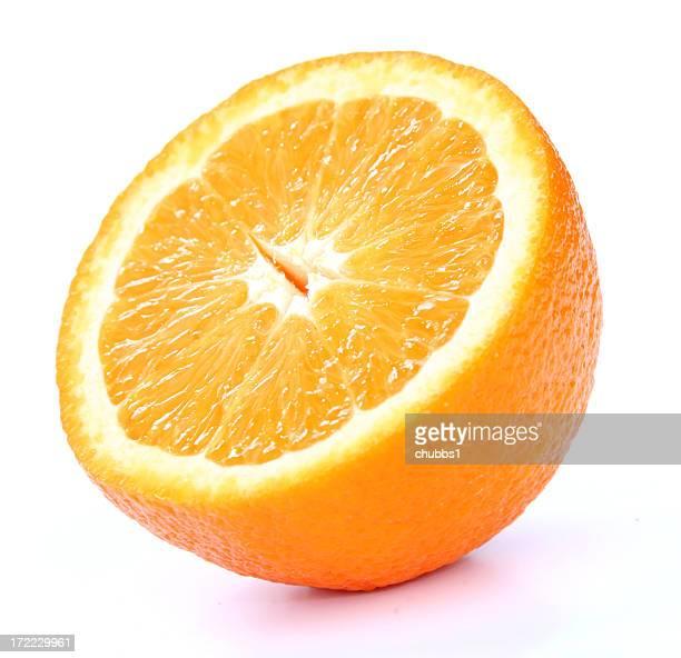 Image not displayed properly of juicy orange