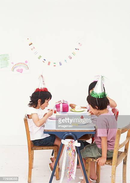 Image of birthday party