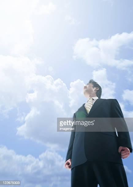 image of businessman - parto natural imagens e fotografias de stock