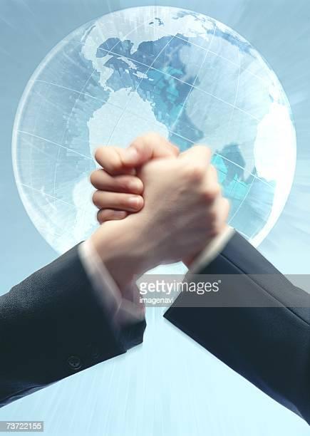 Image of global business partner