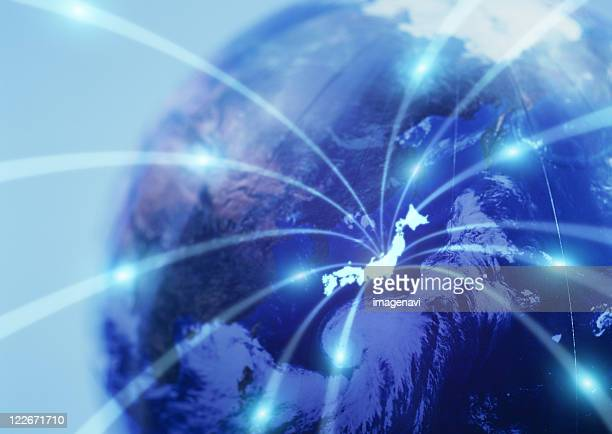 Image of global networks