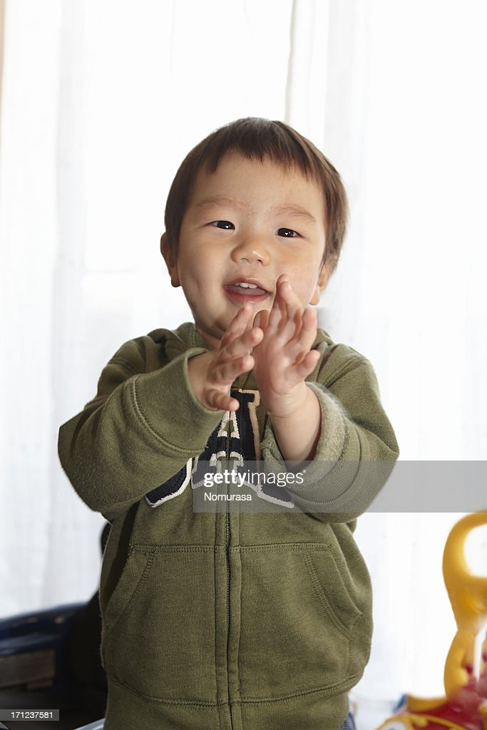 Image of Japanese child : Stock Photo