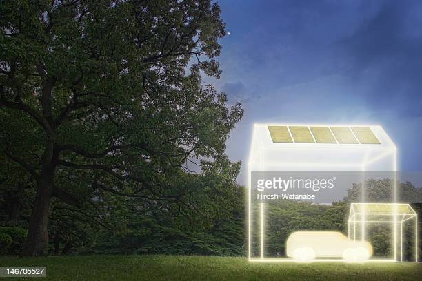 Image of smart house