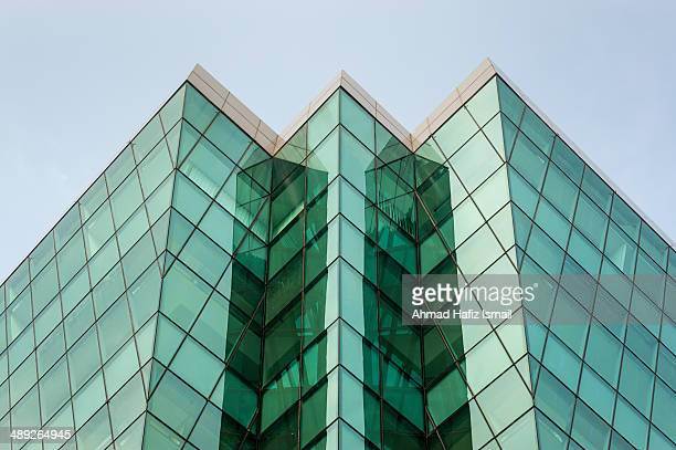 CONTENT] Image of the Energy Commission of Malaysia HQ also called the Diamond Building