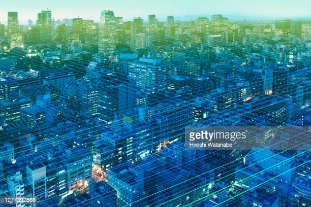 image of the network high point view - business strategy stock pictures, royalty-free photos & images