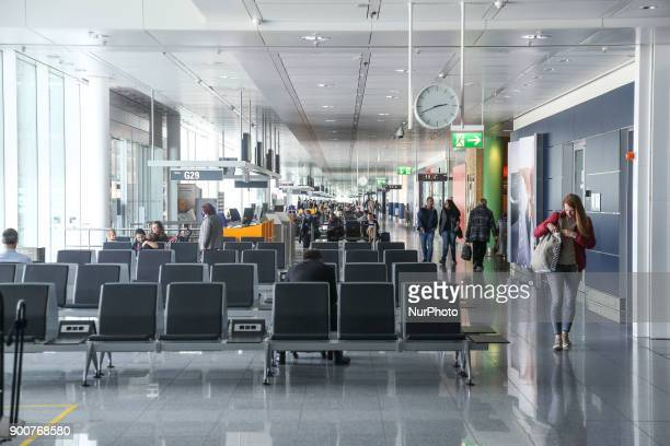Images from inside the gates and the terminal of Munich international airport in Germany Munich is the 15th busiest airport in the world Munich...