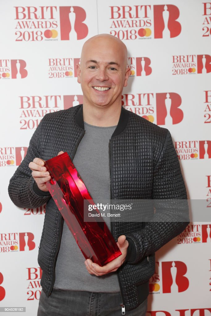 Images from this event are only to be used in relation to this event. Steve Mac attends the BRIT Awards 2018 nominations at ITV Studios on January 13, 2018 in London, England.