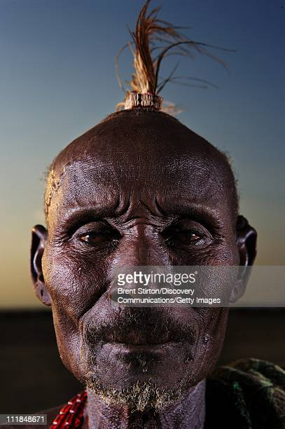Images of the Dassanech peopleon December 14 2007 in the Lower Omo Valley South West Ethiopia