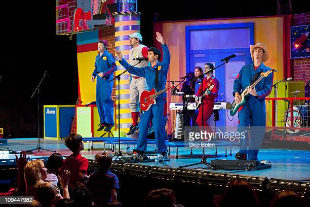 MOVERS Imagination Movers in Concert For Preschoolers and their families Disney Junior presents a primetime special featuring more than a dozen songs...