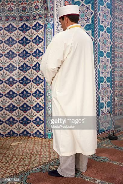 imam - salah islamic prayer stock pictures, royalty-free photos & images