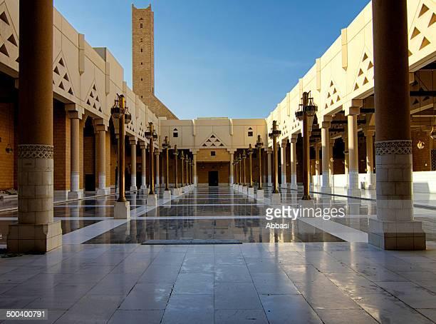 imam turki bin abdullah grand masjid - riyadh stock pictures, royalty-free photos & images