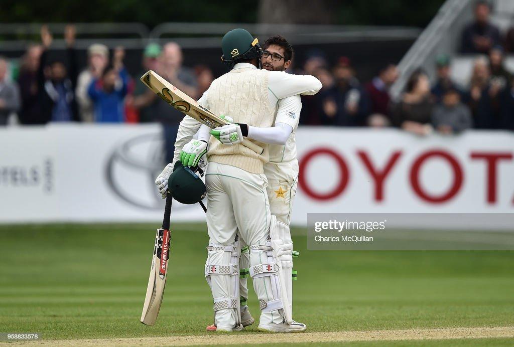 Ireland v Pakistan - Test Match: Day Five : News Photo
