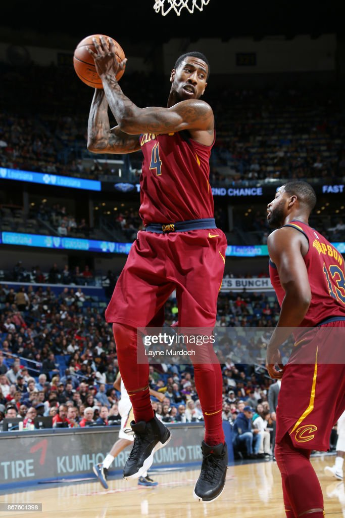 Cleveland Cavaliers v New Orleans Pelicans : News Photo