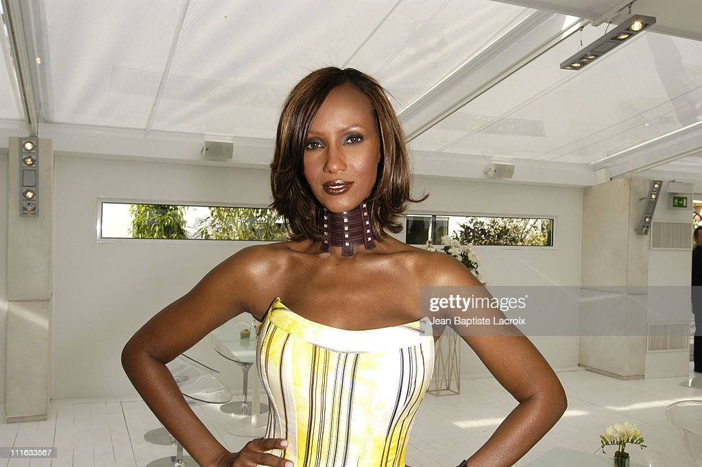 2003 Cannes Film Festival - DeBeers Party