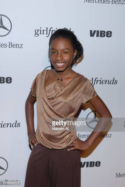 Imani Hakim during Mercedes Benz and Vibe Magazine Honor the Cast and Producers of Girlfriends at The Red Pearl Kitchen in Los Angeles California...