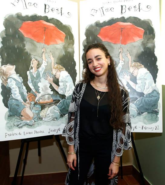 "NY: Hunter Theater Project's ""Mac Beth"" Opening Night Celebration"