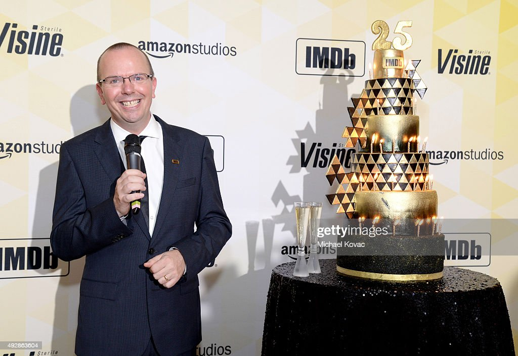 IMDb's 25th Anniversary Party Co-Hosted By Amazon Studios Presented By VISINE