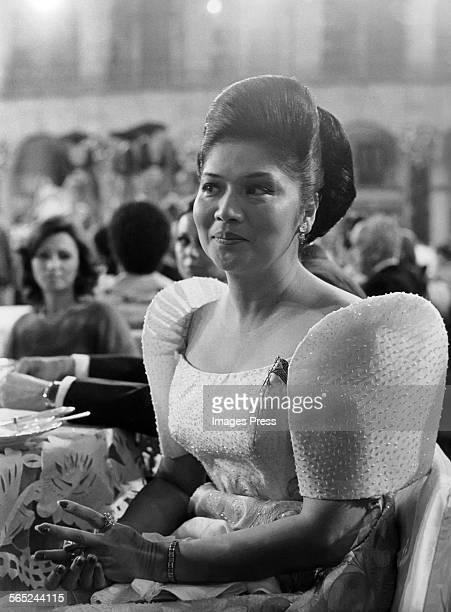 Imelda Marcos circa 1975.