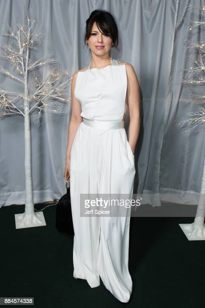 Imelda May attends The Ireland Funds Annual Winter Ball at The Globe Theatre on December 2 2017 in London England