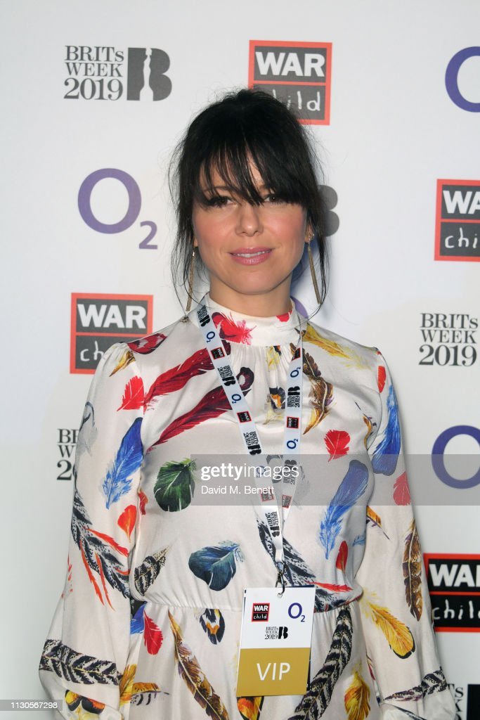 GBR: Stars Assemble For War Child BRITs Week Together With O2 At The 1975 Gig To Support Children Affected By Conflict