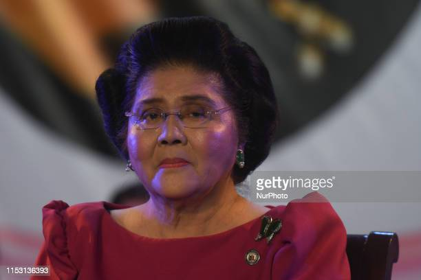 Imelda Marcos Pictures and Photos - Getty Images