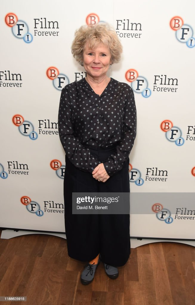 """West Side Story"" Screening & Introduction With Imelda Staunton At BFI Southbank : News Photo"