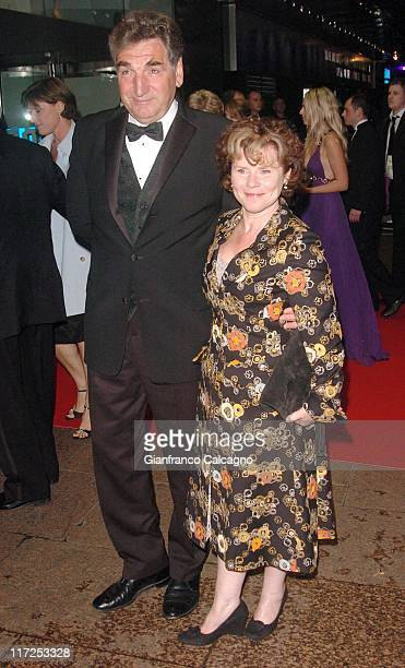 Imelda Staunton during History Boys UK Film Premiere October 2 2006 at Odeon West End in London Great Britain