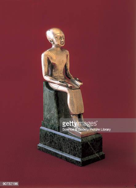 Imhotep was the first known physician and chief adviser to King Zoser He was also the architect of the first pyramid in Egypt the famous Step Pyramid...