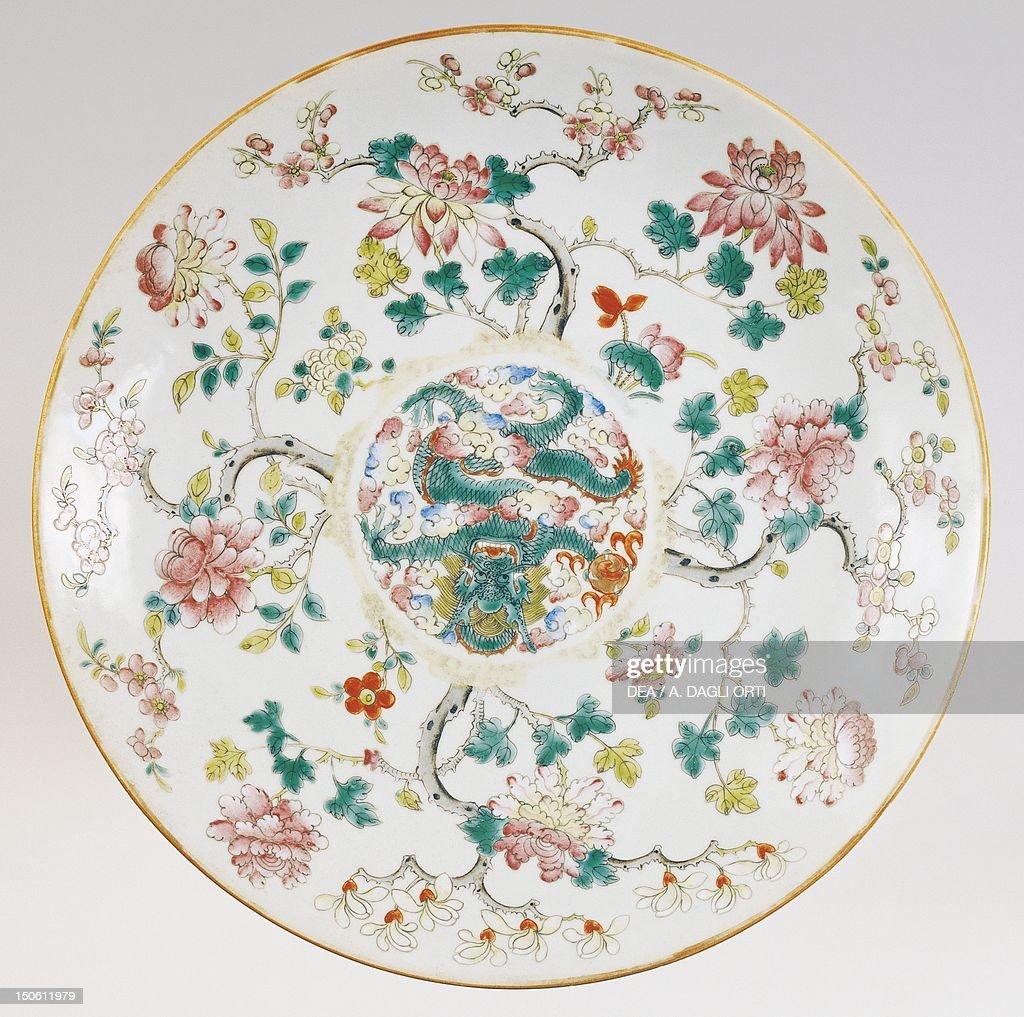 Imitation of Wukai vase with decoration of flowers  sc 1 st  Getty Images & Imitation of Wukai vase with decoration of flowers Pictures | Getty ...