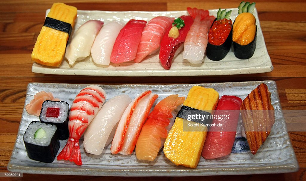 Replica Foods Keeps Craftsmanship In Central Japan : News Photo
