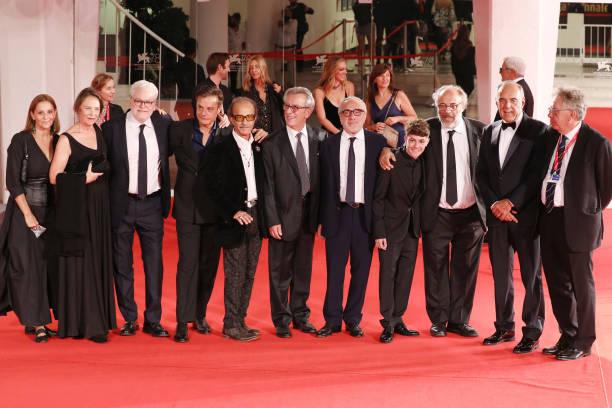 """ITA: """"Il Bambino Nascosto"""" Red Carpet - The 78th Venice International Film Festival"""