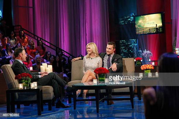 ROSE Immediately following the dramatic Season Finale of The Bachelor emotions ran high as Chris sat down with Chris Harrison LIVE to discuss his...