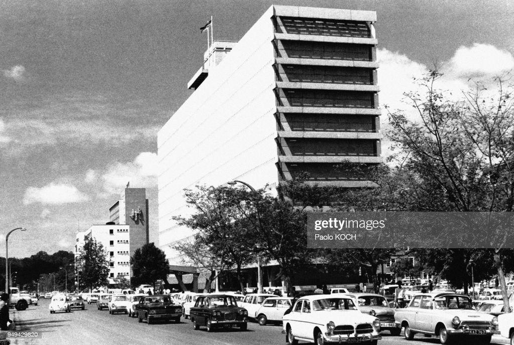 Nairobi : News Photo