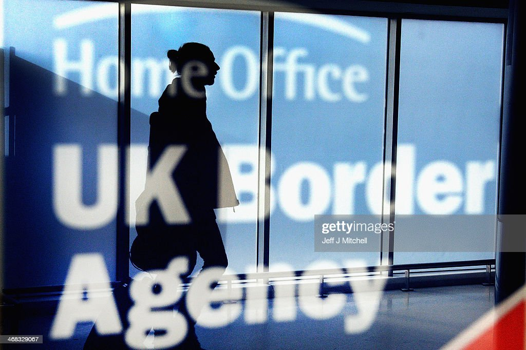 Survey Indicates Scotland Have Different Views On Migration From Rest Of UK : News Photo