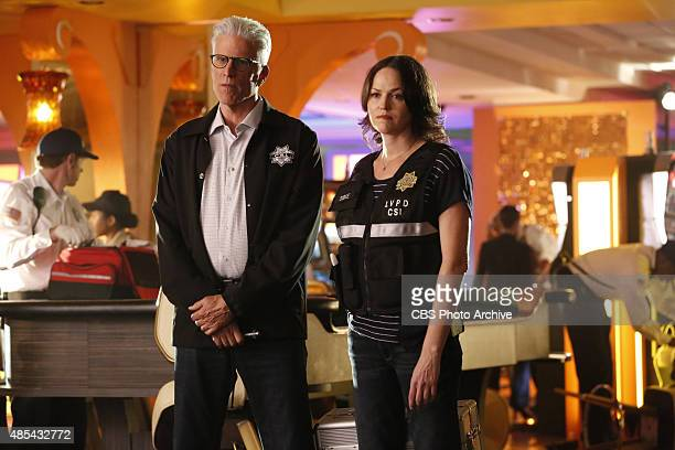 Immortality Parts I and II Grissom and Willows return to help the CSI team solve a catastrophic case that paralyzes all of Las Vegas on the special...