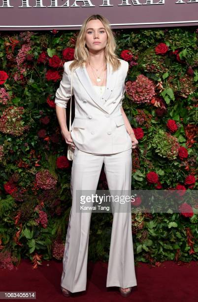 Immy Waterhouse attends the Evening Standard Theatre Awards 2018 at Theatre Royal Drury Lane on November 18 2018 in London England