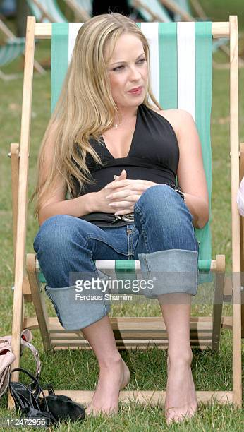 Imogen Bailey during Imogen Bailey Photo Session August 13 2004 at The Ritz in London Great Britain