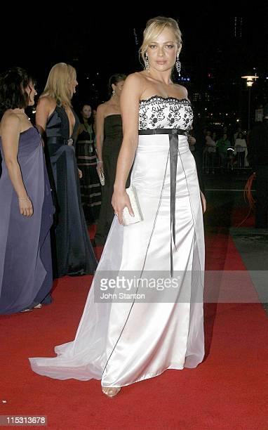 Imogen Bailey during TV Turns 50 Red Carpet at Star City Sydney in Sydney NSW Australia