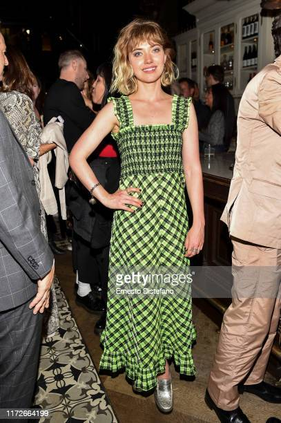 "Imogen Poots attends the ""Castle in the Ground"" world premiere party at Weslodge, during the Toronto International Film Festival on September 05,..."