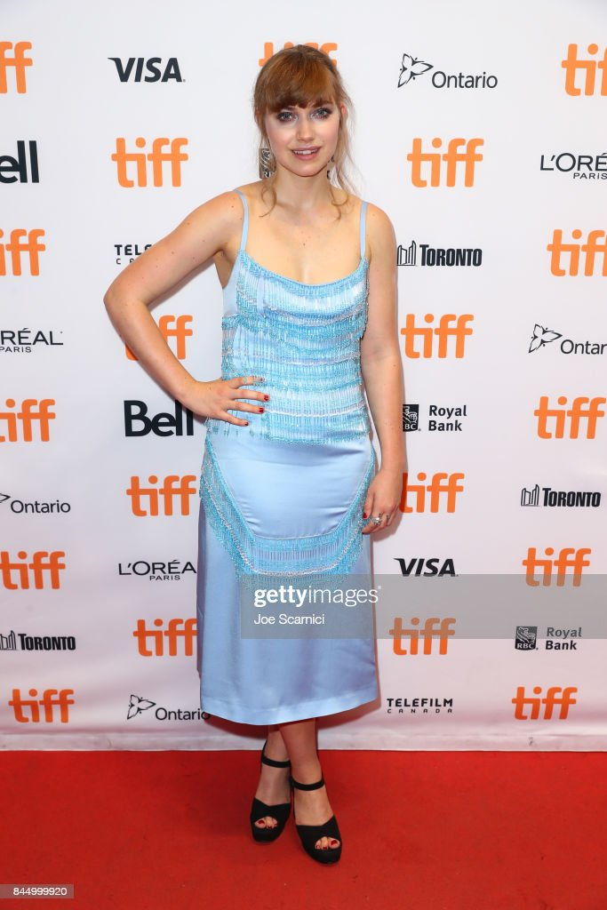"2017 Toronto International Film Festival - ""I Kill Giants"" Premiere"