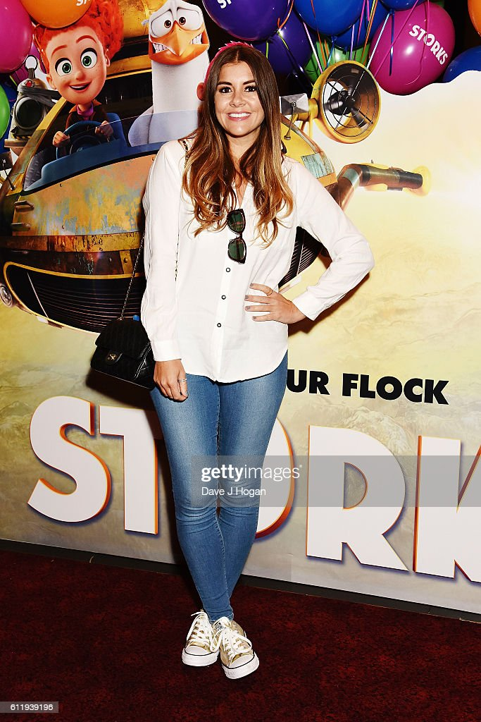 """Storks"" - Multimedia Screening - VIP Arrivals"