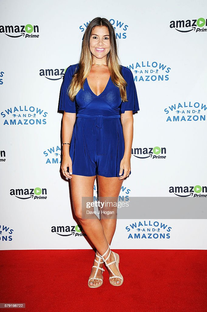 """""""Swallows and Amazons"""" - Multimedia Event - VIP Arrivals"""