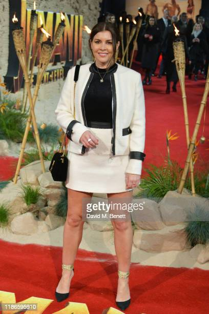 Imogen Thomas attends the UK Premiere of Jumanji The Next Level at Odeon IMAX Waterloo on December 5 2019 in London England