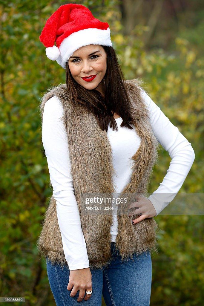 Imogen Thomas Launches ZSL London Zoo's Meet Santa Experience