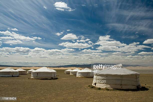 urta - yurt stock pictures, royalty-free photos & images