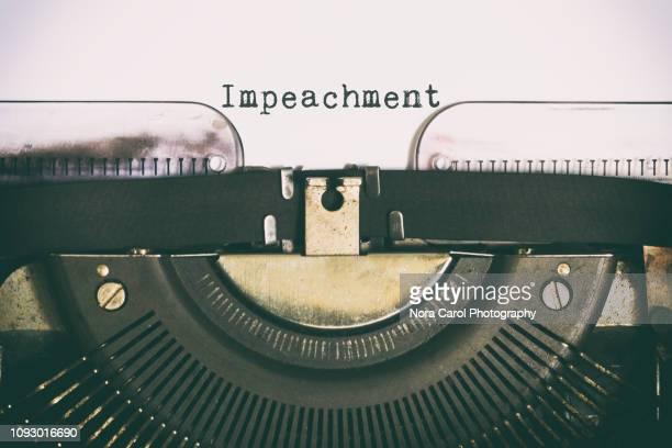 impeachment - impeachment photos stock pictures, royalty-free photos & images